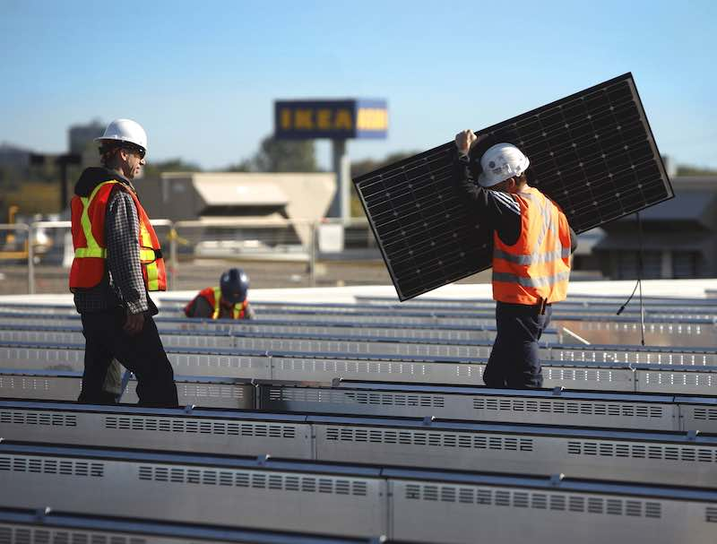 Ikea To Start Offering Its Home Solar Systems In Australia This Year